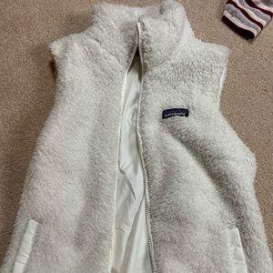 patagonia fizzy vest